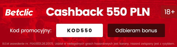 nowy bonus w betclic polska 2020